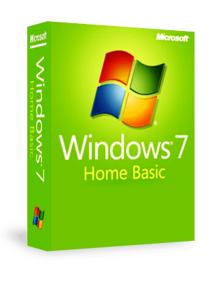 Windows 7 Home Basic UK (x86)