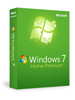 Windows 7 Home Premium UK (x86)
