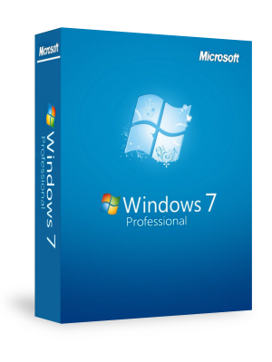 Windows 7 Professional SP1 English x86/x64 Tonkopey