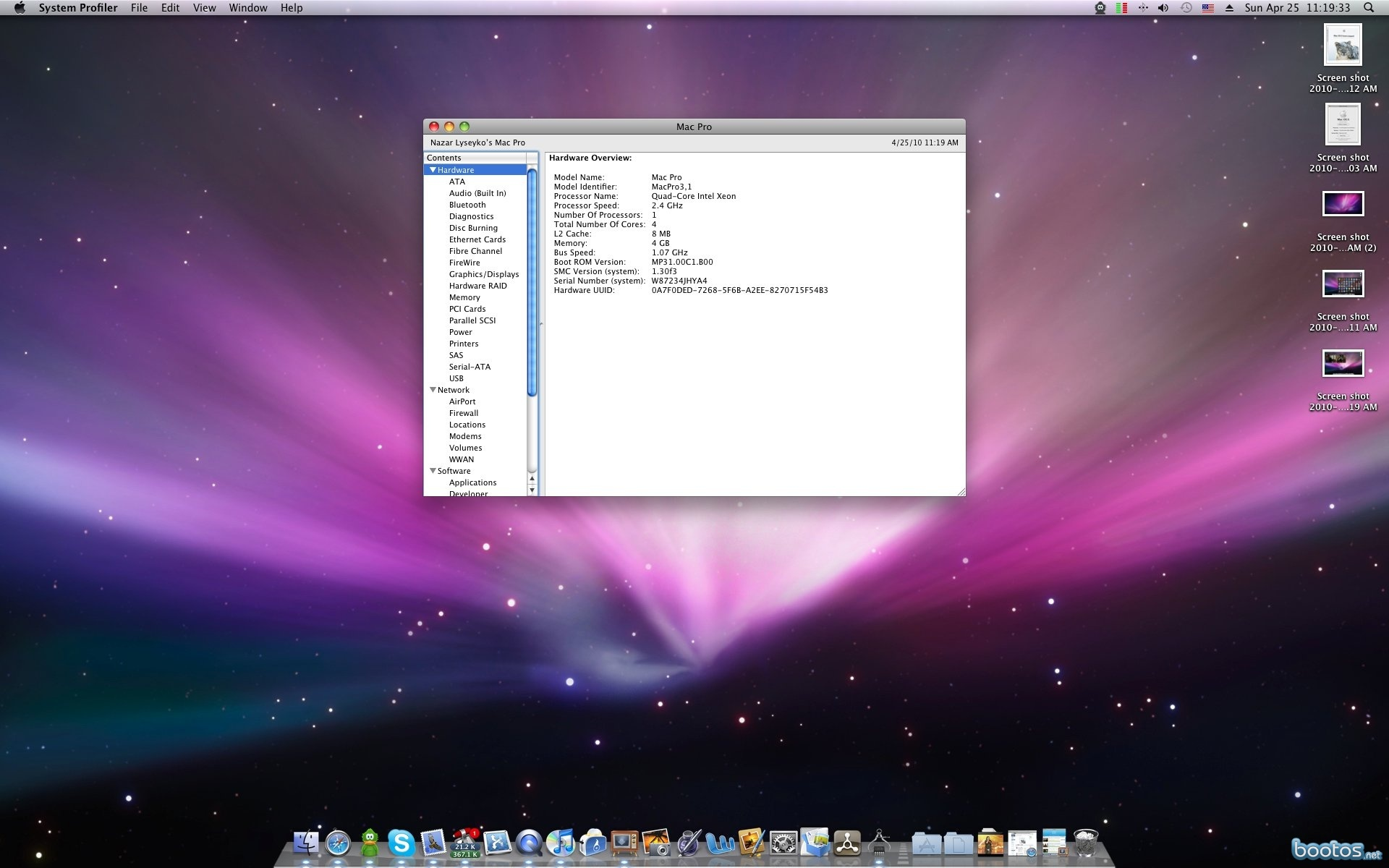 Download os x snow leopard 10a432 | redmond pie.