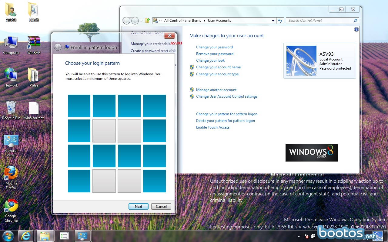 Windows 8 Build 7850 Торрент