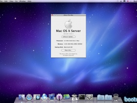 Mac OS X Snow Leopard Server 10.6 10A432 [на Mac]