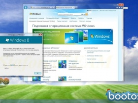 Windows 8 Build 7955 M3 x86 ©StaforceTEAM 6.2