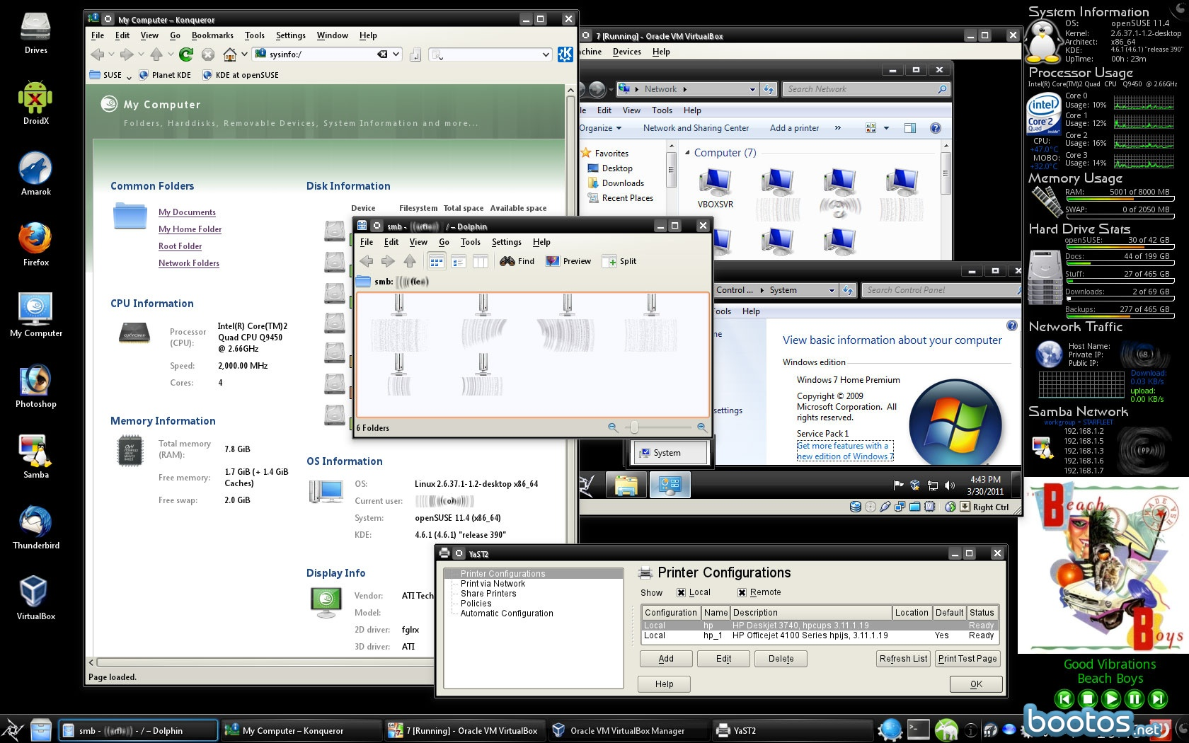 Opensuse 11.4 i586 dvd iso image final rtm release