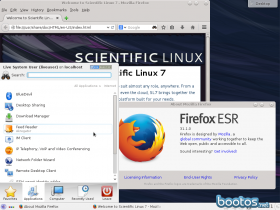 Scientific Linux 7.1 (w. LiveDVD) [x86-64] 3xDVD, 1xDL DVD, 2xCD